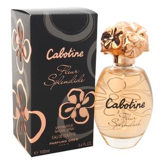 Parfums Gres Cabotine Fleur Splendide Women's 3.4-ounce Eau de Toilette Spray