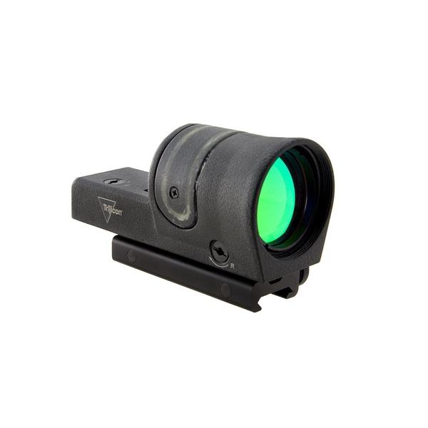 Trijicon 1x42mm Reflex Amber 4.5 MOA Dot Reticle Cerakote Green