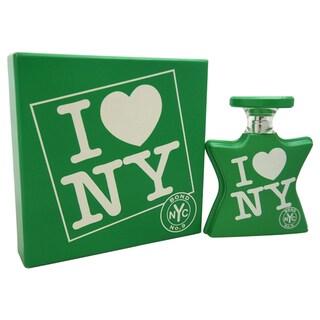 Bond No. 9 I Love New York Earth Day Women's 3.3-ounce Eau de Parfum Spray