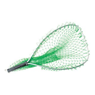 Eagle Claw Trout Net with Retractable Cord 14.5-inch x 11-inch x 19