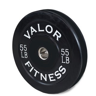 Valor Fitness BP-55 55lb Bumper Plate