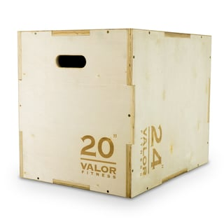 Valor Fitness plyo jump box