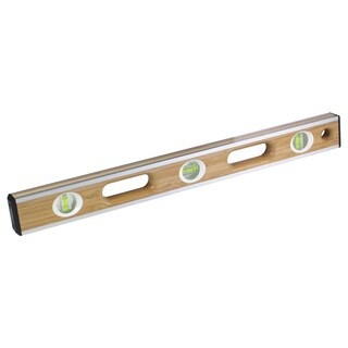 Hi-Craft 24-inch Bamboo Level