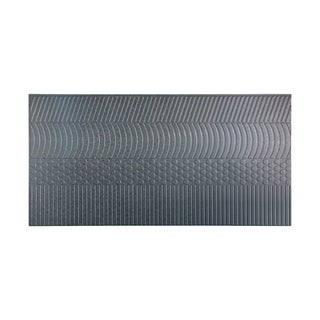 Fasade Nexus Galvanized Steel 4-foot x 8-foot Wall Panel