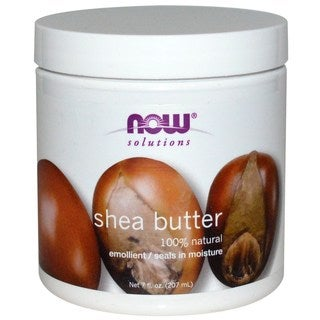 Now Foods Solutions 7-ounce Shea Butter