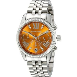 Michael Kors Women's MK6221 'Lexington' Chronograph Stainless Steel Watch
