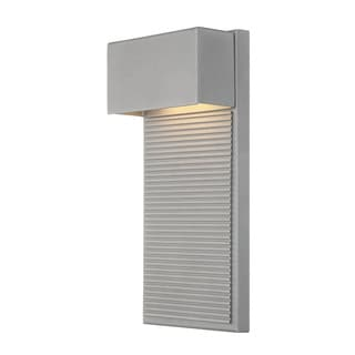 Hiline 12-inch LED 1-light Outdoor Wall Light