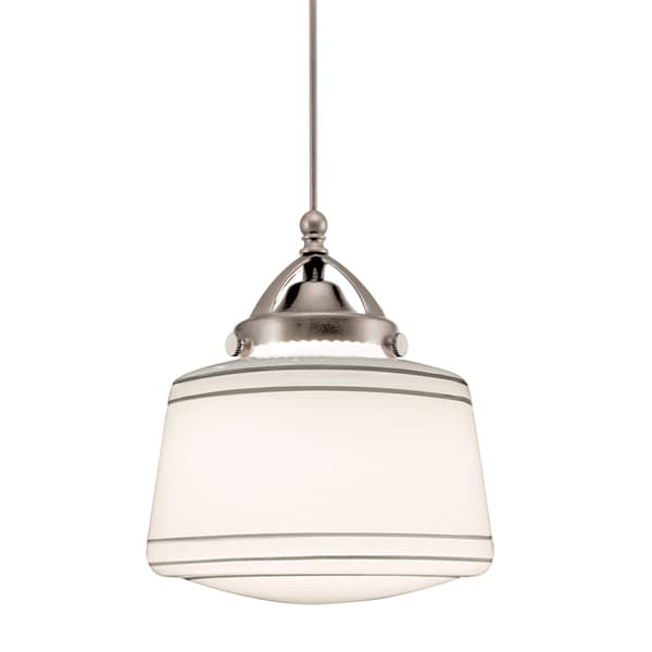 Plymouth led 1 light pendant with canopy free shipping today plymouth led 1 light pendant with canopy aloadofball Gallery