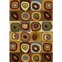 Harmony Marlene Area Rug - Multi - 5'3 x 7'2