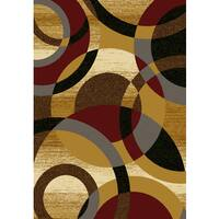 Harmony Jocelyn Accent Rug - Gold/Ivory - 1'10 x 3'1