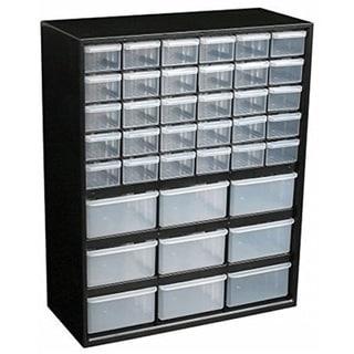 Flambeau Hardware 39 Drawer Part Storage Cabinet