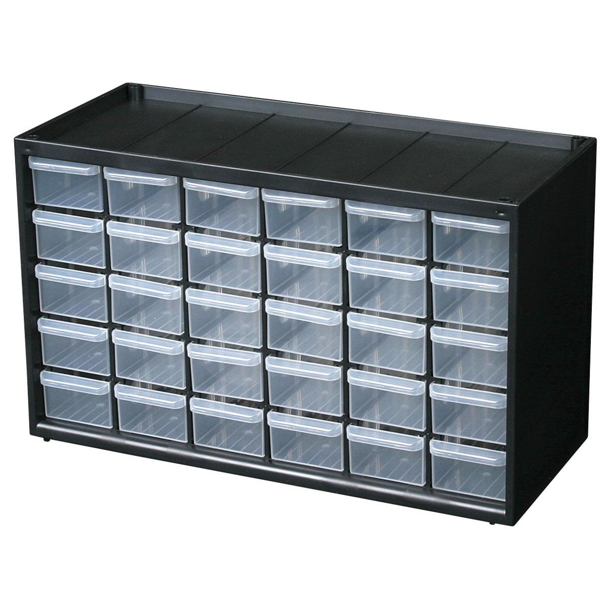 Flambeau Hardware 30 Uniform Compartments Storage Cabinet...
