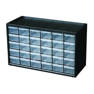 Flambeau Hardware 30 Uniform Compartments Storage Cabinet