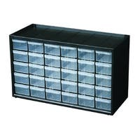 Flambeau Hardware 30 Uniform Compartments Storage Cabinet