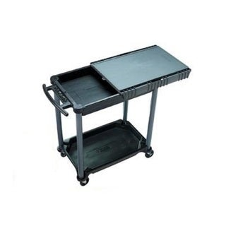 Flambeau Hardware Mighty Mo Black/ Grey Utility Cart
