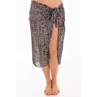 Dippin' Daisy's Bm Knee-Length Mesh Sarong