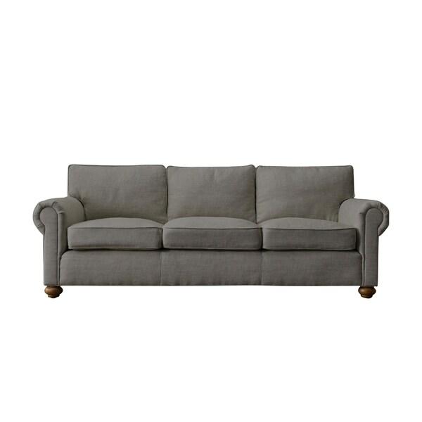 Dolphin Linen Bushwick Made to Order Sofa