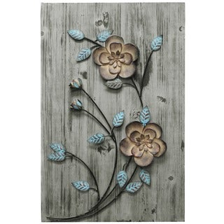 Maison Rouge Rustic Floral Panel II