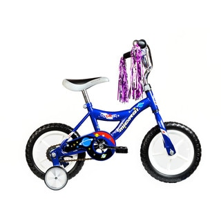 Micargi Kids Blue Boys 12-inch Bicycles with Training Wheels