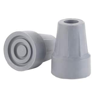 Drive Medical Grey 5/8-inch Forearm Crutch Tip (Set of 2)|https://ak1.ostkcdn.com/images/products/10544066/P17624304.jpg?impolicy=medium