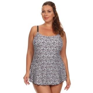 Dippin' Daisy's Plus Size Bandana One-piece Swimdress