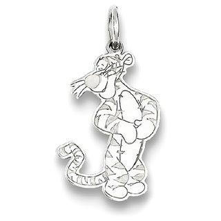 Versil Sterling Silver Disney Tigger Charm