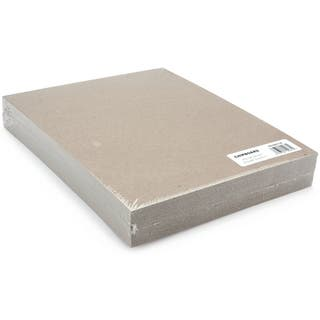Medium Weight Chipboard Sheets 8.5 x 11 Natural (Pack of 25)|https://ak1.ostkcdn.com/images/products/10544324/P17624646.jpg?impolicy=medium