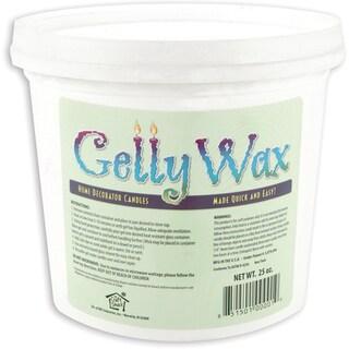 Gelly Candle Wax 25ozClear