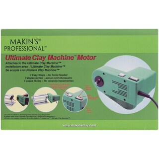 Makin's Professional Ultimate Clay Machine Motor