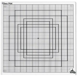 Glass Mat13inX13in