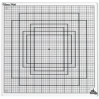 Glass Mat13inX13in