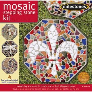 Mosaic Stepping Stone KitMosaic