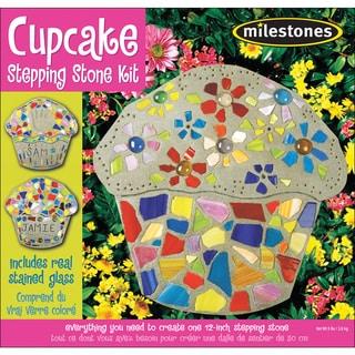 Mosaic Stepping Stone KitCupcake