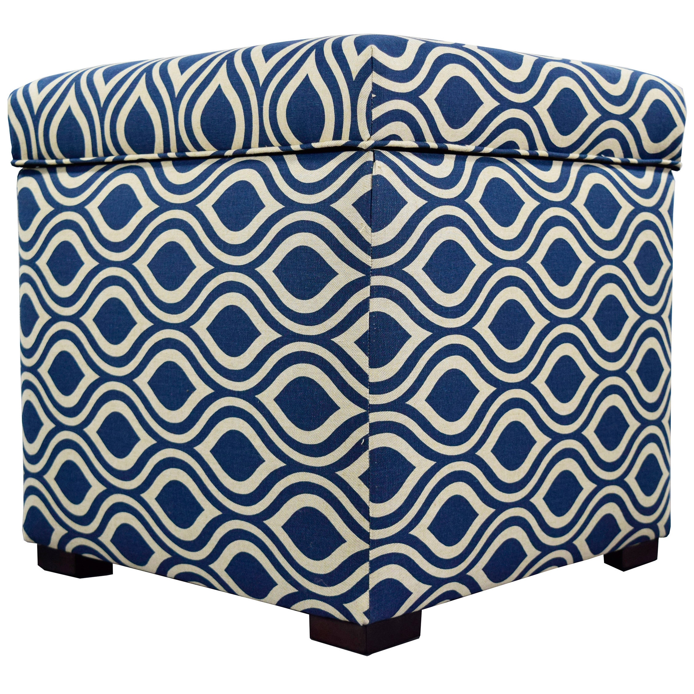 Attrayant The Sole Secret Square Nicole Ikat Upholstered Shoe