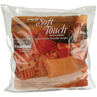 Soft Touch DownLike Pillowform20inX20in FOB: MI