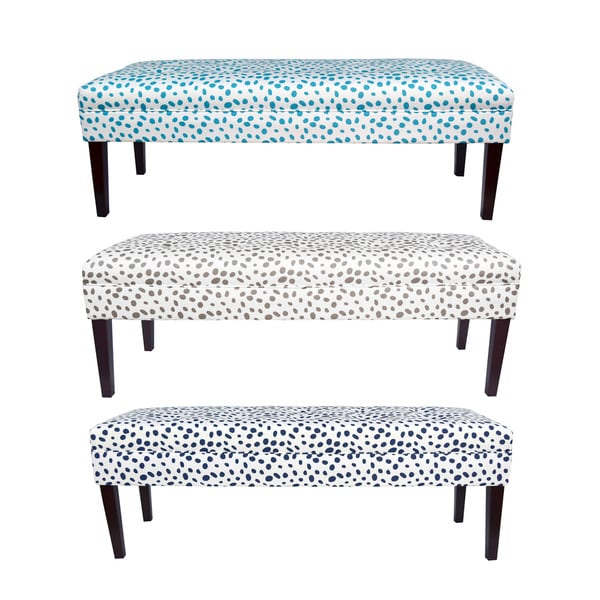 Free Kitchen Tufted Dining Bench With Back Ideas With: Shop MJL Furniture Kaya Togo 10-button Tufted Upholstered