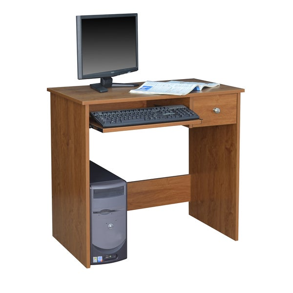 Home Office 32 Inch Desk With Pencil Drawer Free