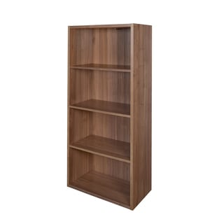Harmony 63-inch Bookcase Featuring Lockdowel Assembly