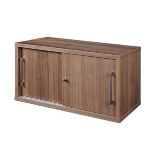 Harmony 30-inch Wall Mount Storage Cabinet Featuring Lockdowel Assembly