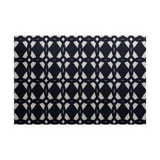 Geo-Craze Geometric Print Rug (2' x 3')