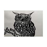 Hootie Animal Print Rug (3' x 5')