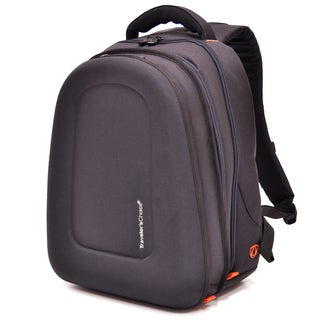 Traveler's Choice Compression-molded EVA Expandable Laptop Backpack