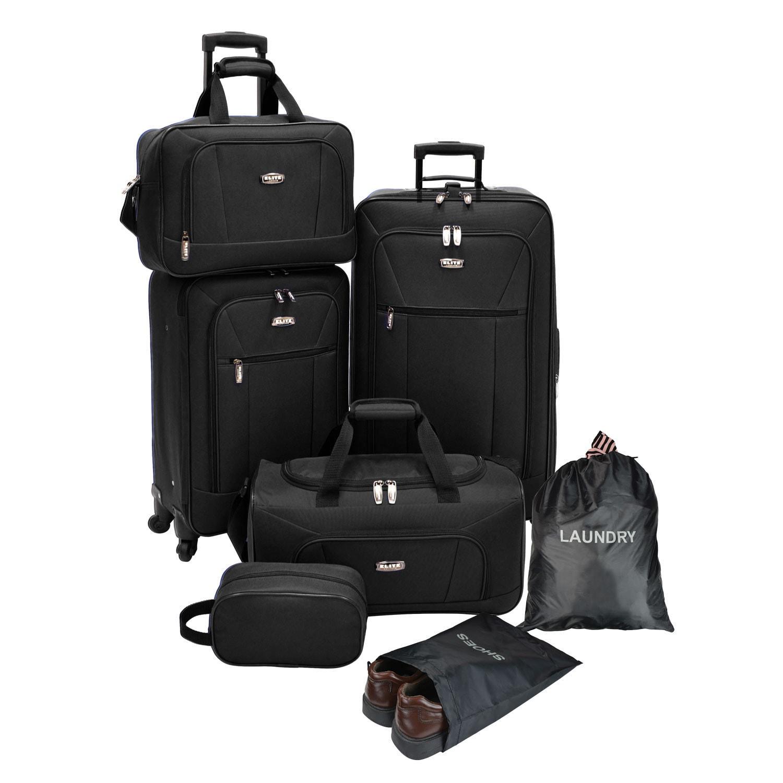 US Traveler by Traveler's Choice Elite 7-piece Expandable...