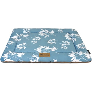 Shop P L A Y Blue Bamboo Print Medium Designer 30x20