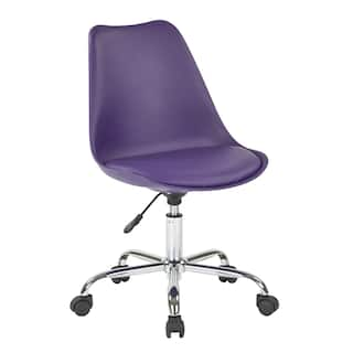 Fabric Office Task Chair With Pneumatic Base