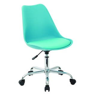Osp Home Furnishings Fabric Office Task Chair With Pneumatic Base