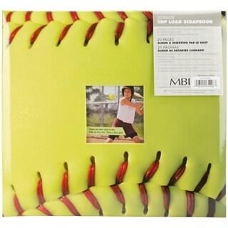 Sport & Hobby Post Bound Album 12inX12inFast Pitch