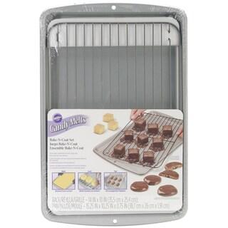 Candy Melts Bake 'N Coat Set