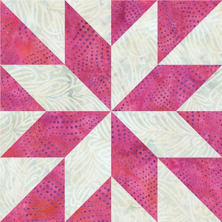 Go! Fabric Cutting DiesLeMoyne Star 9in Finished Square