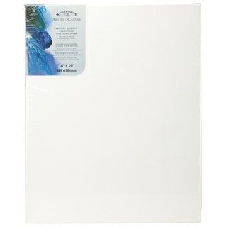 Artists' Quality Stretched Canvas16inX20in